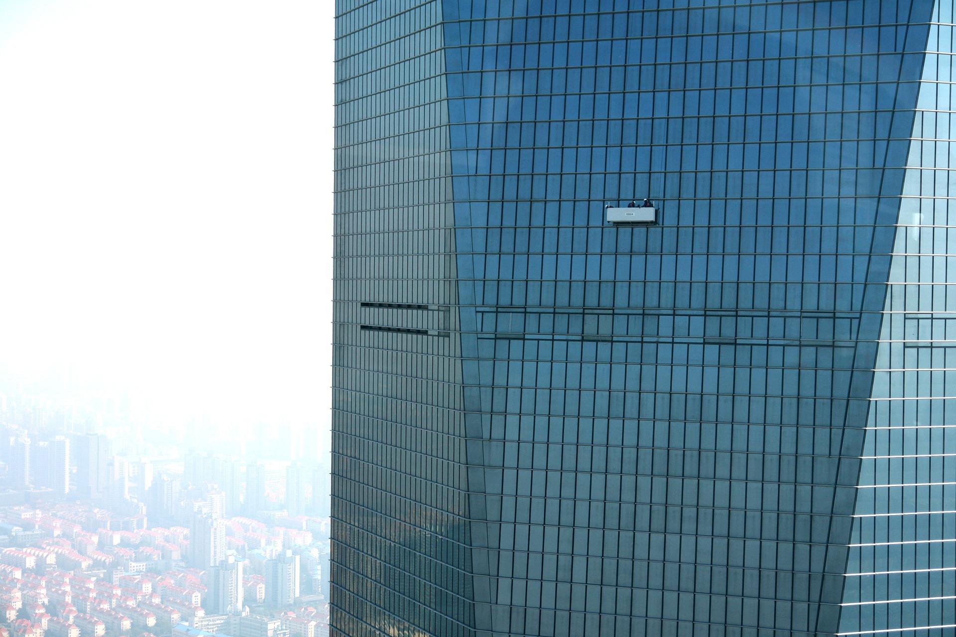 Fensterputzer in Frankfurt am Main