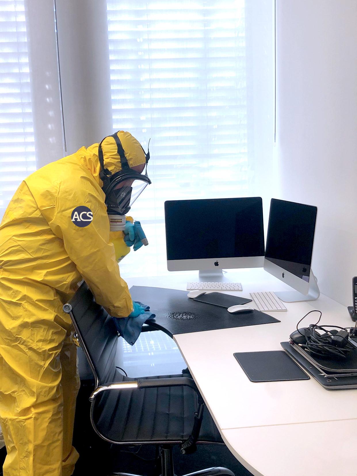 Desinfektionsfirma Frankfurt