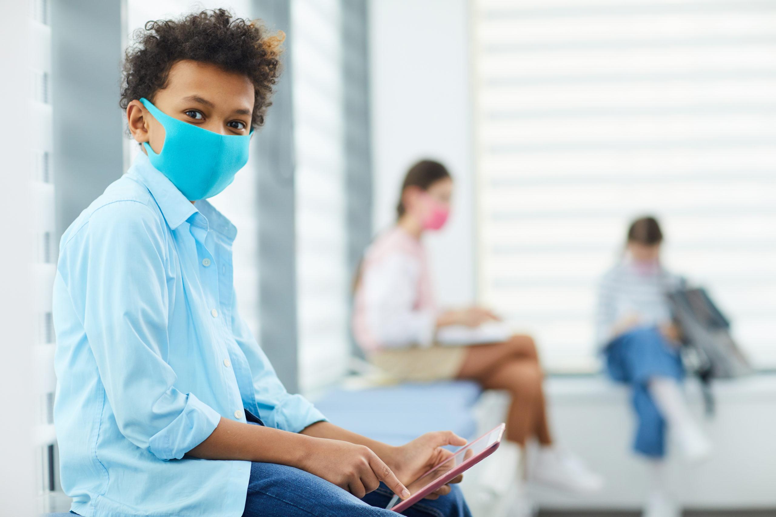 Kindergarten und Schulen desinfektion mit Kaltvernebelung