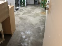 Keller unter wasser